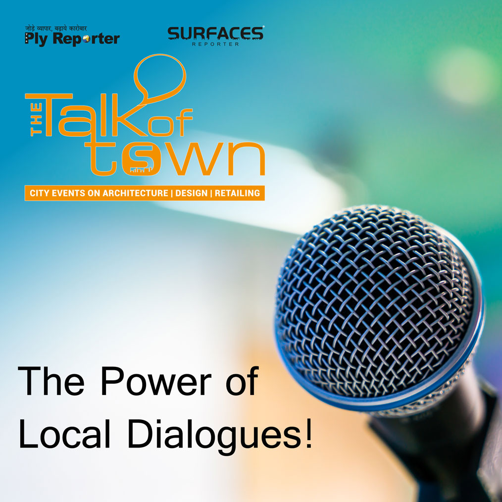 The Power of Local Dialogues! SRPR The Talk of Town